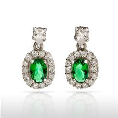 DiamondAura Just Because Earrings