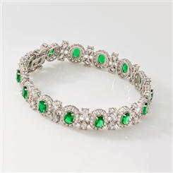 DiamondAura Just Because Bracelet
