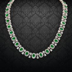 DiamondAura Just Because Necklace