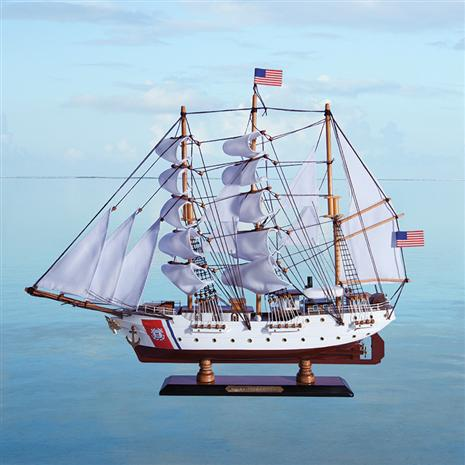 US Coast Guard Ship Model