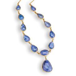 Tanzanite Opulence Necklace