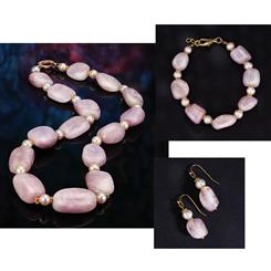 Virtuoso Kunzite Collection