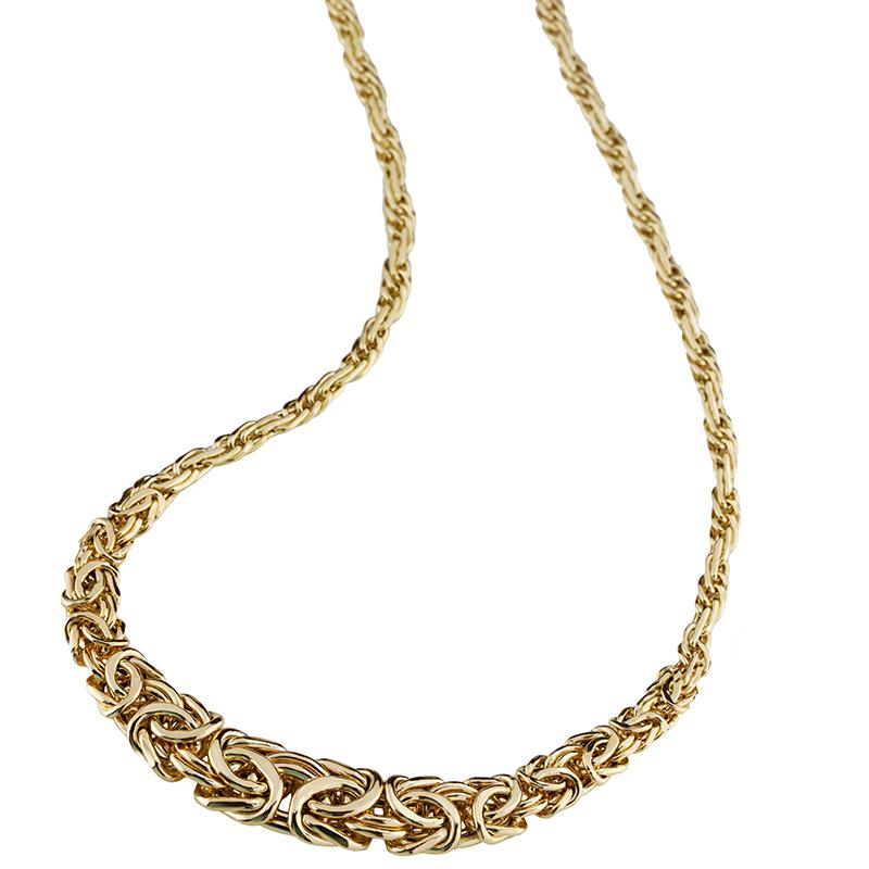 Aria Necklace (14k Yellow Gold)