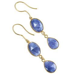 Tanzanite Opulence Earrings