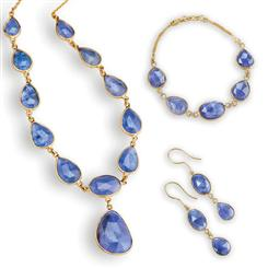 Tanzanite Opulence Collection