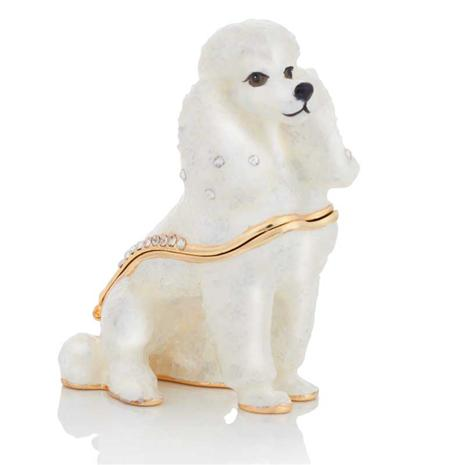 Poodle Jewelry Box