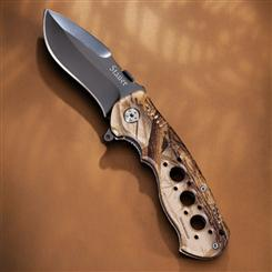 Reaction Folding Knife