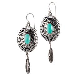 Turquoise Sky Earrings