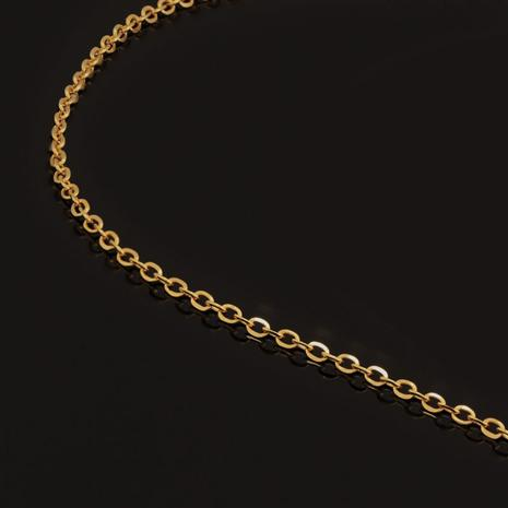 Italia D'Oro Brillantata Chain (1.3 grams)