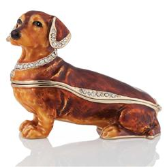 Dachshund Jewelry Box