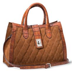 Theresa Italian Leather Handbag