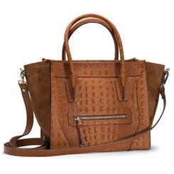 Olympia Italian Leather Handbag