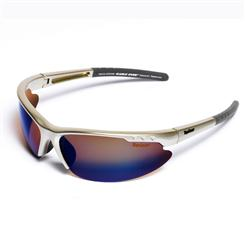 Top Gear Sports Car Sunglasses (Gunmetal/Blue)