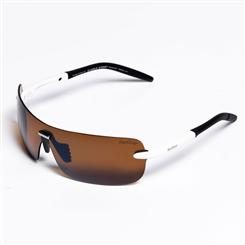 Top Gear The Stig Sunglasses (White/Silver)