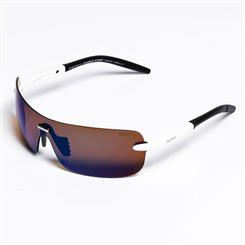 Top Gear The Stig Sunglasses (White/Iridium)