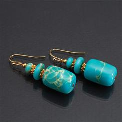 Jasper Treasure Earrings