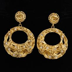 Raffinato Arruffarsi Earrings