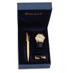 Stauer Metropolitan Watch plus Pen & Cufflinks