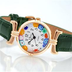 Venezia Murano Watch Collection (Hunter Green)