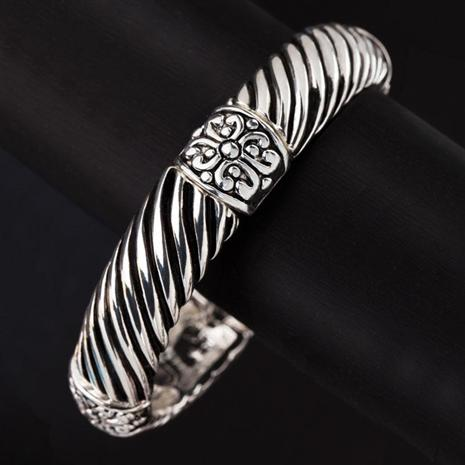 Bali Swirl Bangle