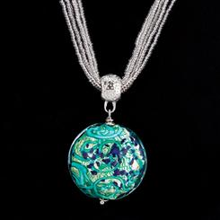 Paradiso Murano Collection Necklace