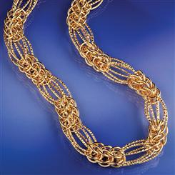 14K Gold Cestino Collection Necklace