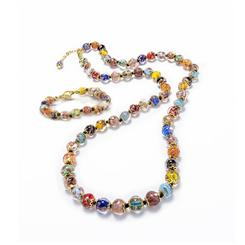 Cornaro Murano Collection (Bracelet and Necklace)