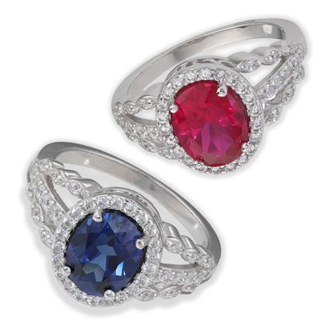 Windsor Rings (Set of 2)
