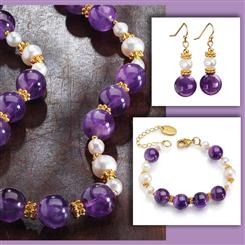 Her Highness Amethyst Collection