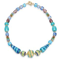 Moderno Murano Glass Necklace