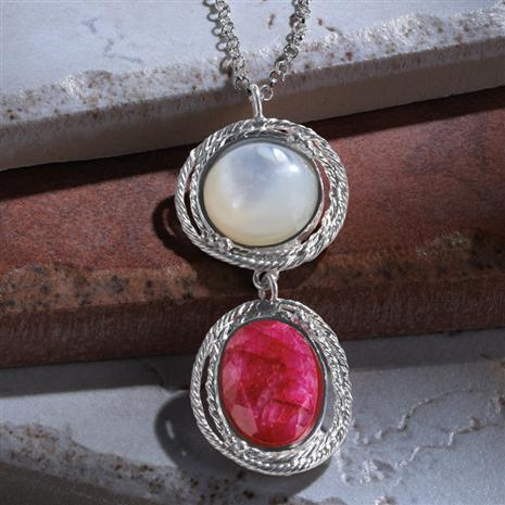 Ruby & Mother of Pearl Inspiration 18
