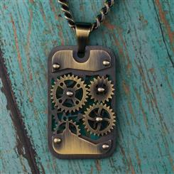Innovate Pendant plus chain