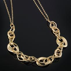 14K Italian Gold Miracolo Necklace (5.2 grams)