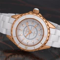 Ladies Elegante Ceramic Watch