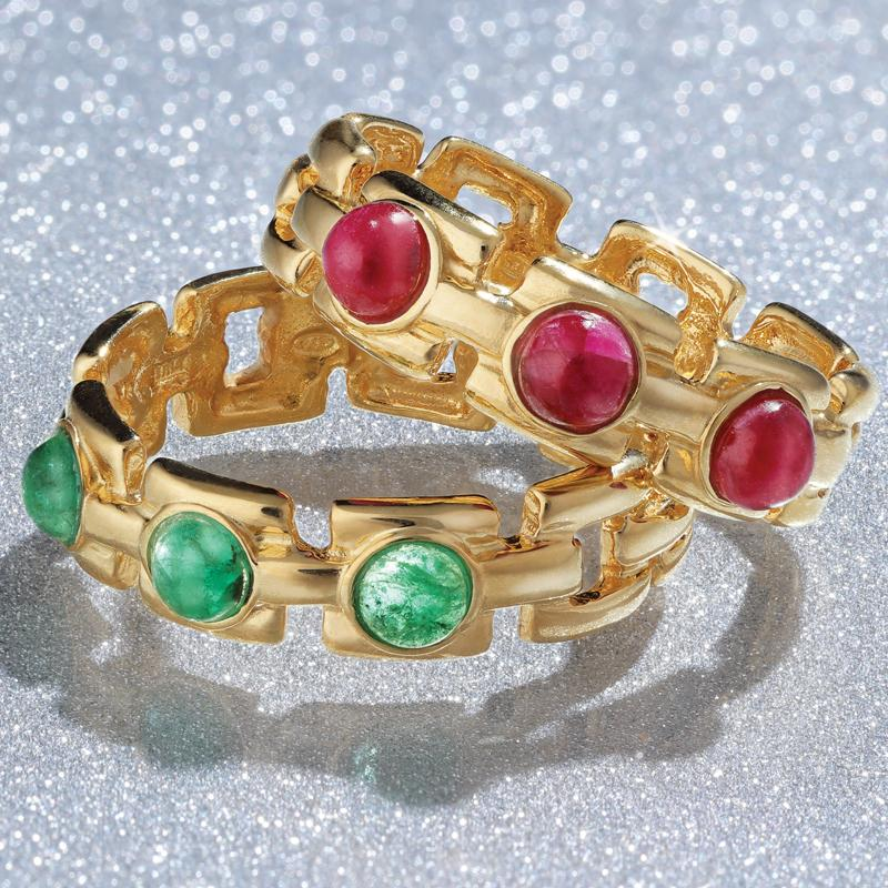 Crown Rings Collection
