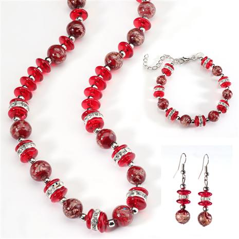Rosso Murano Collection