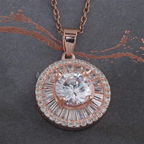 DiamondAura Halo Collection Pendant