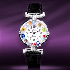 Venezia Murano Watch Collection (black)