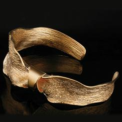 Scultura Gold-Finished Moderna Bracelet