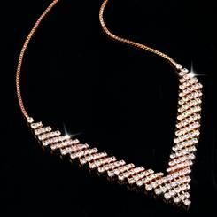 Love You Very Much Necklace (4-1/2  ctw)
