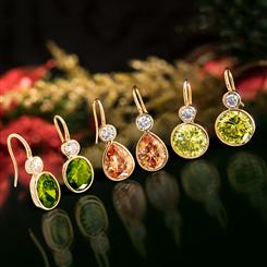 Droplet Earring Collection
