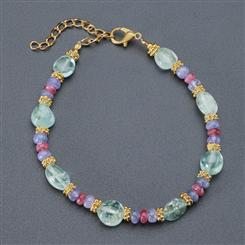 Three Graces Gemstone Bracelet