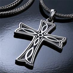 Mens Constantine Cross Pendant
