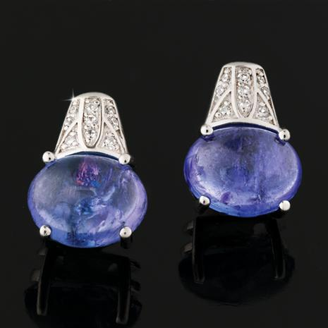 Tanzanite Celebration Earrings