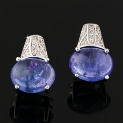 Tanzanite Celebration Collection Earrings