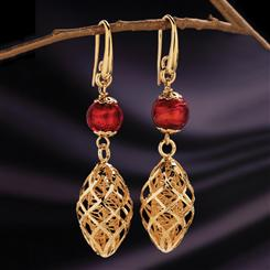 Arte Italia Murano Earrings
