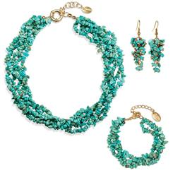 Turquoise Poise Collection
