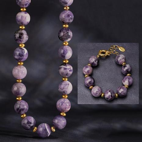 Grand Entrance Amethyst Collection