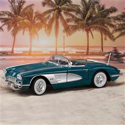 1958 Corvette (Regal Turquoise)