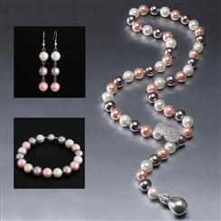 Presto Collection - Necklace, Earrings and Bracelet